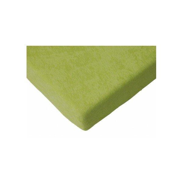 Prostìradlo 60x120 cm zelená