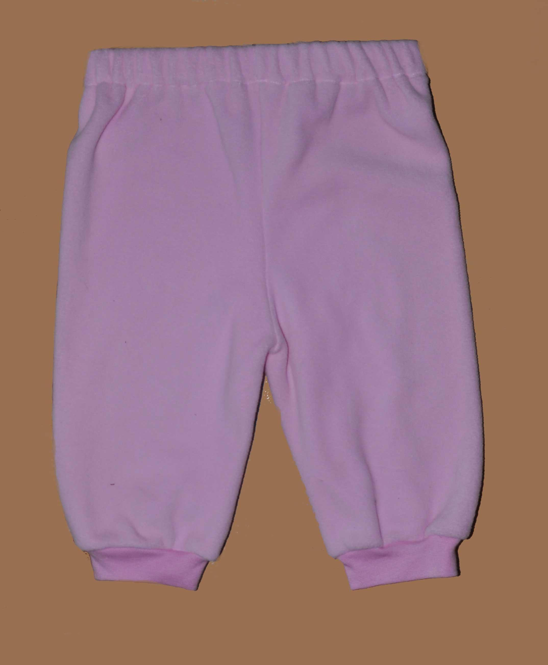 Fleece kalhoty vel. 68 - 74