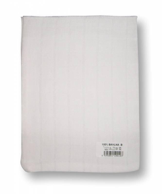 Bavlnìná žínka bílá