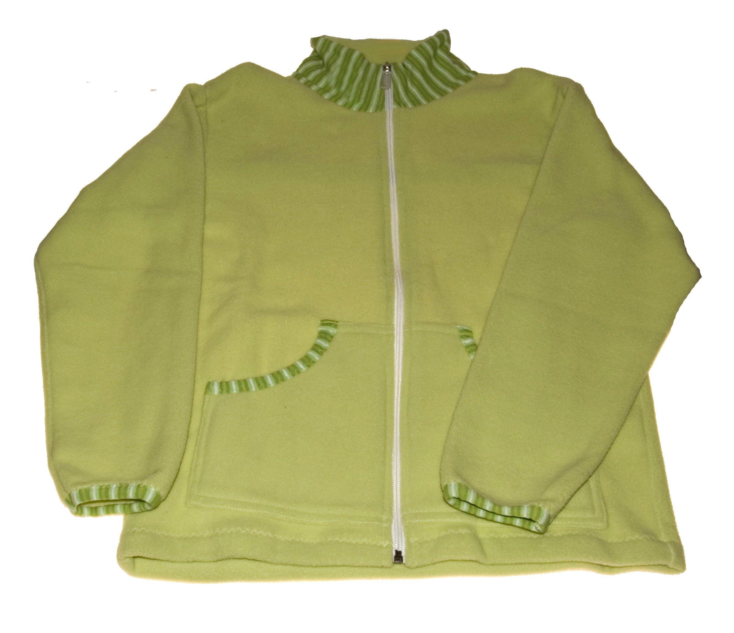 Mikina fleece 122-140