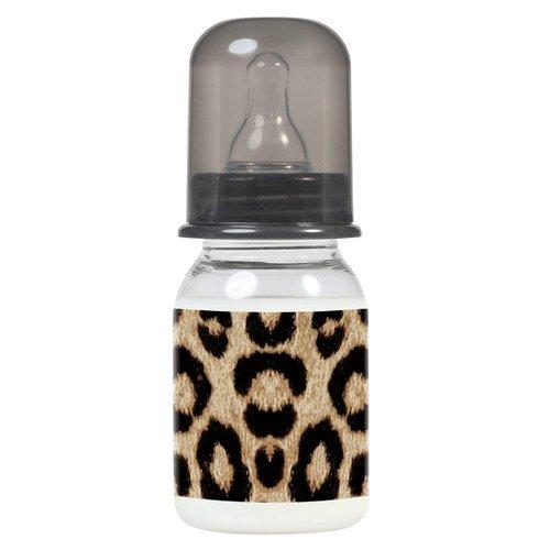 Láhev Rock star 125 ml leopard