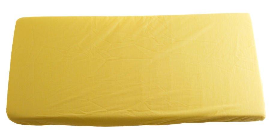 2v1 Žluté prostìradlo 70x140cm a chrániè matrace