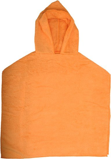 Froté ponèo 65x130 cm oranžové