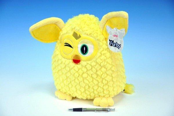 Furby Sprite plyš žlutý 29cm od 0 mìsícù