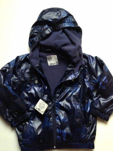 Chlapecká šuš�áková bunda podšitá fleece s kapucí velikosti 98-128 VÝPRODEJ