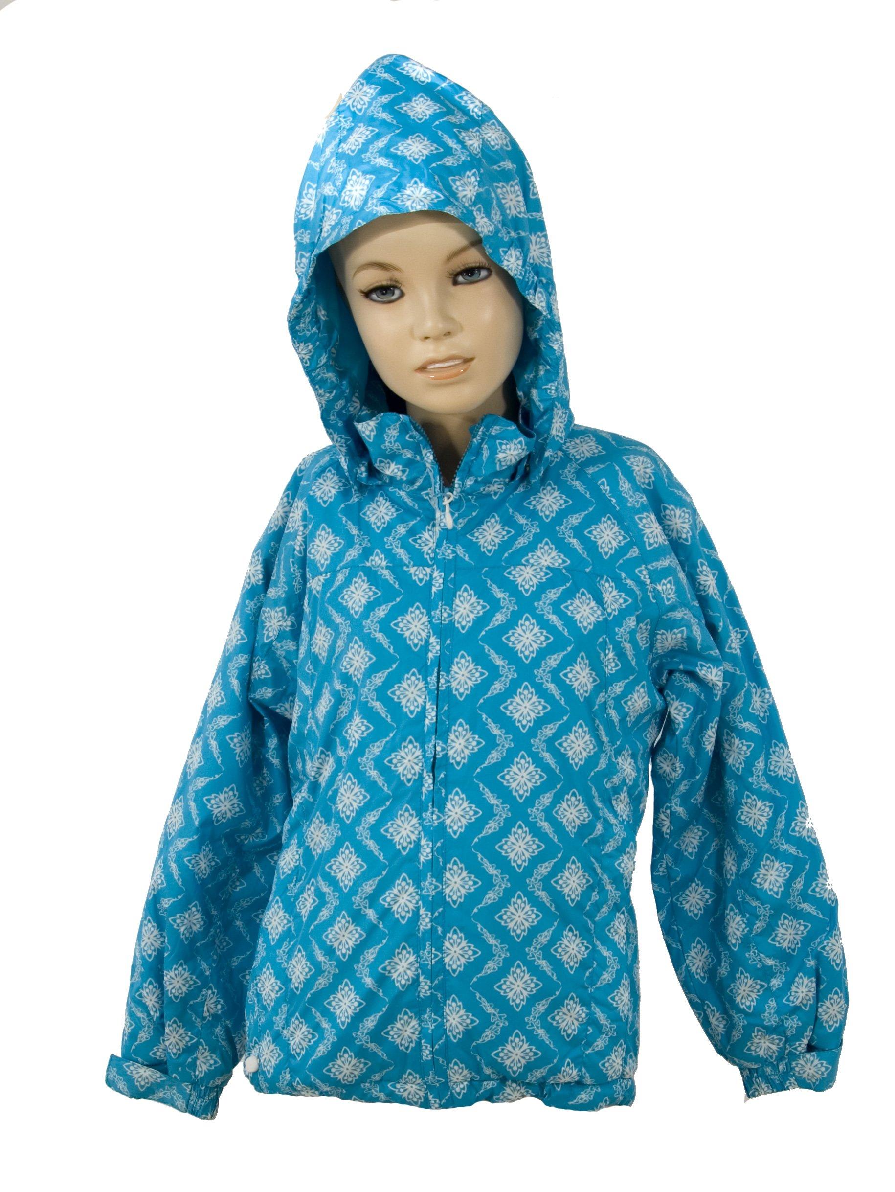 Bunda s kapucí fleece podšívkou velikost 98-128 VÝPRODEJ