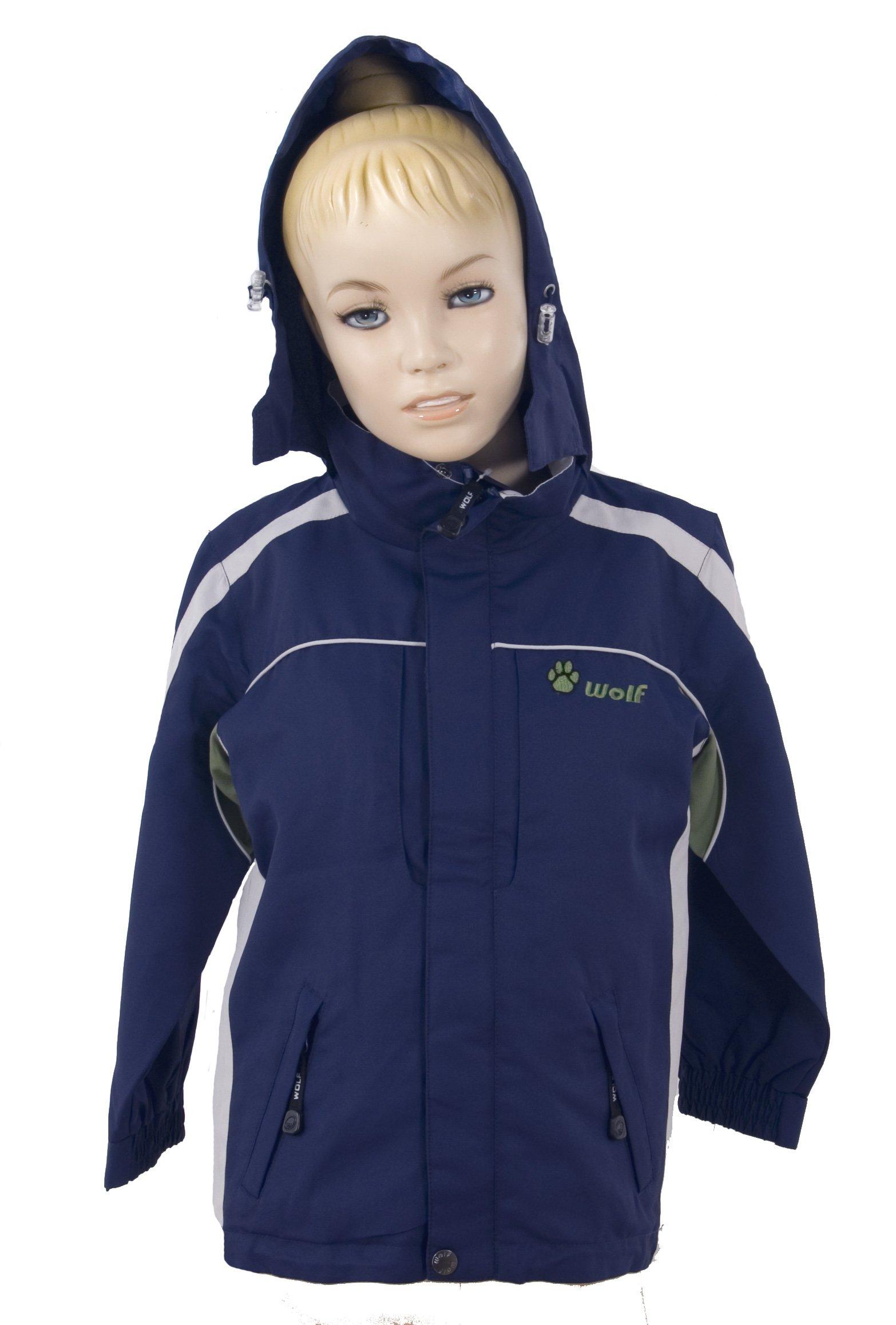 Šus�áková bunda s kapucí - VÝPRODEJ