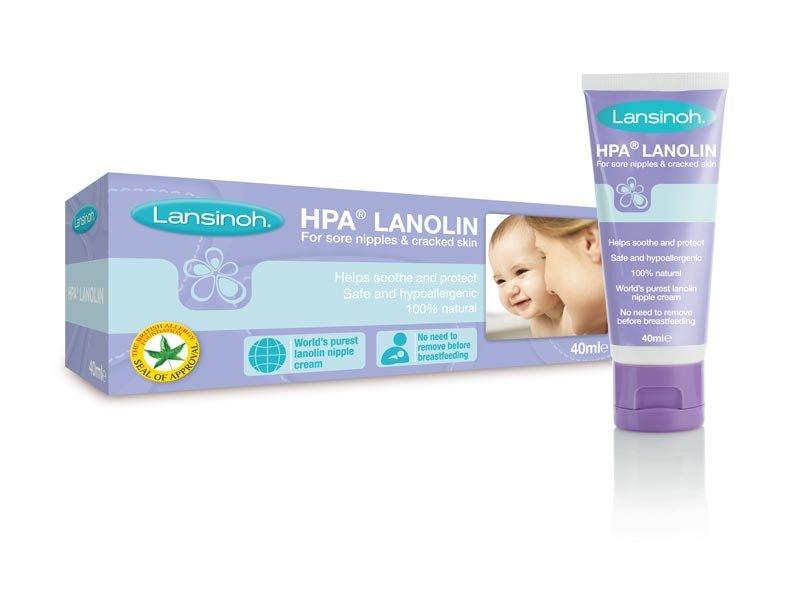 HPA Lanolin 40ml