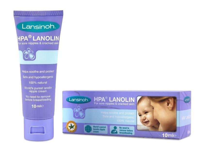 HPA Lanolin 10ml