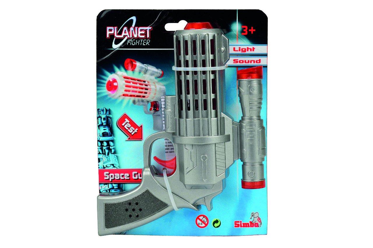 Planet Fighter Laserová pistole