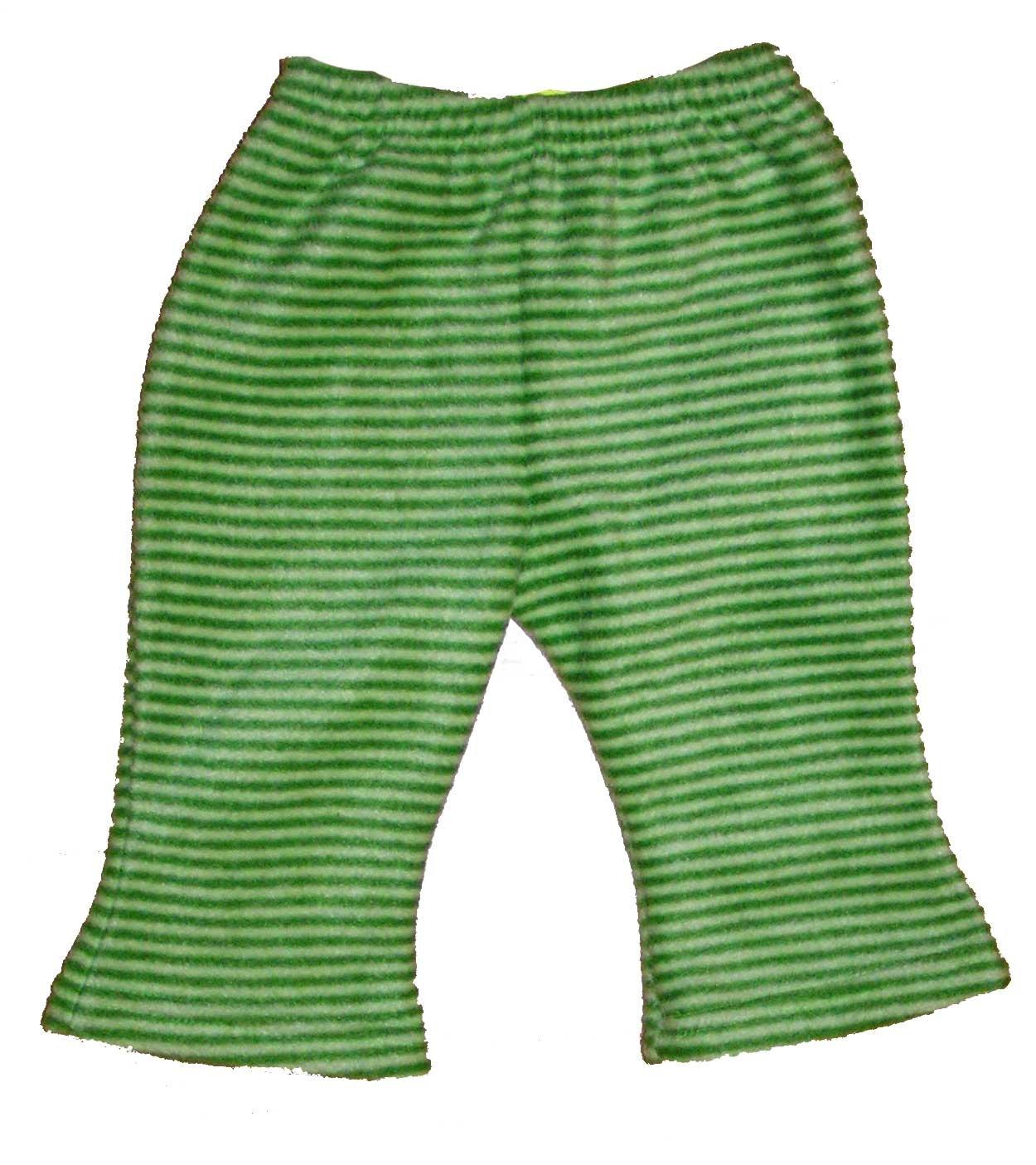 Kojeneck� kalhoty fleece 9m zelen�