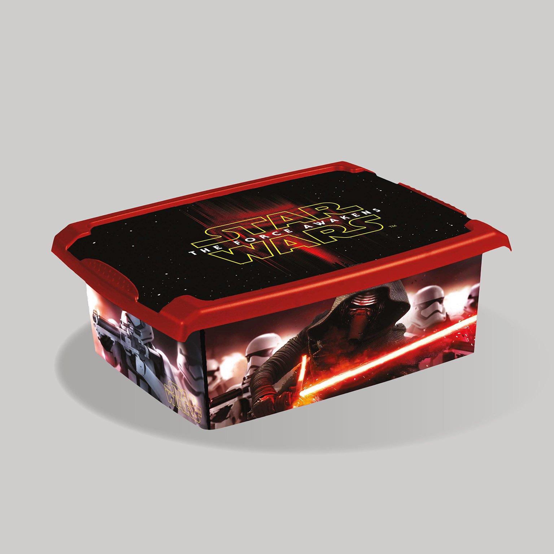 Úložný box na hraèky Fashion-Box Star Wars 10 litrù - zvìtšit obrázek