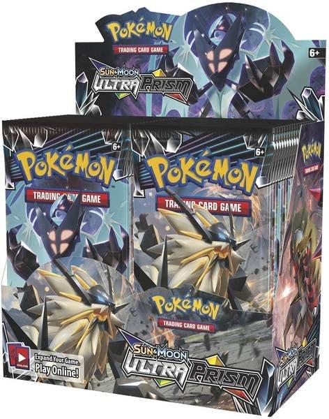ADC Pokémon SM5 UltraPrismDMC - zvìtšit obrázek