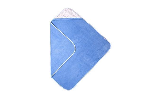 Froté osuška s kapucí MAXI 100x100 modrá M-24 - zvìtšit obrázek