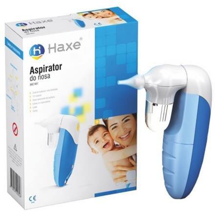 Odsávaèka nosního hlenu na baterie Haxe NS1 - zvìtšit obrázek