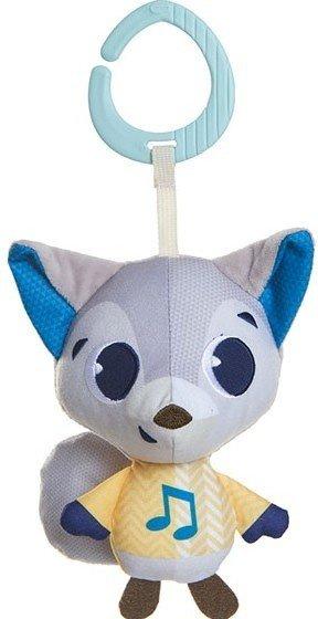 Závìsná plyšová hraèka pejsek Husky Tiny Smarts - zvìtšit obrázek