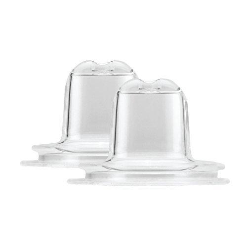 Silikonové netekoucí pítko na úzkohrdlé lahve 2 ks - zvìtšit obrázek