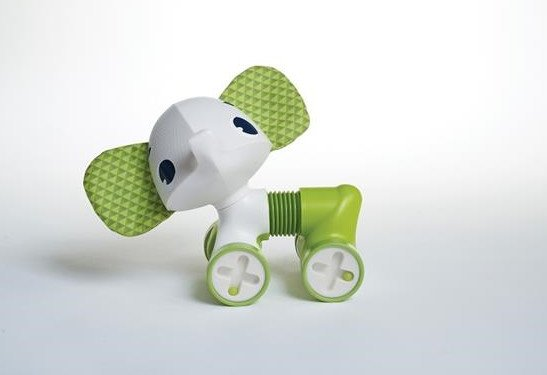 Interaktivní hraèka 18 cm Sloník Samuel - zvìtšit obrázek
