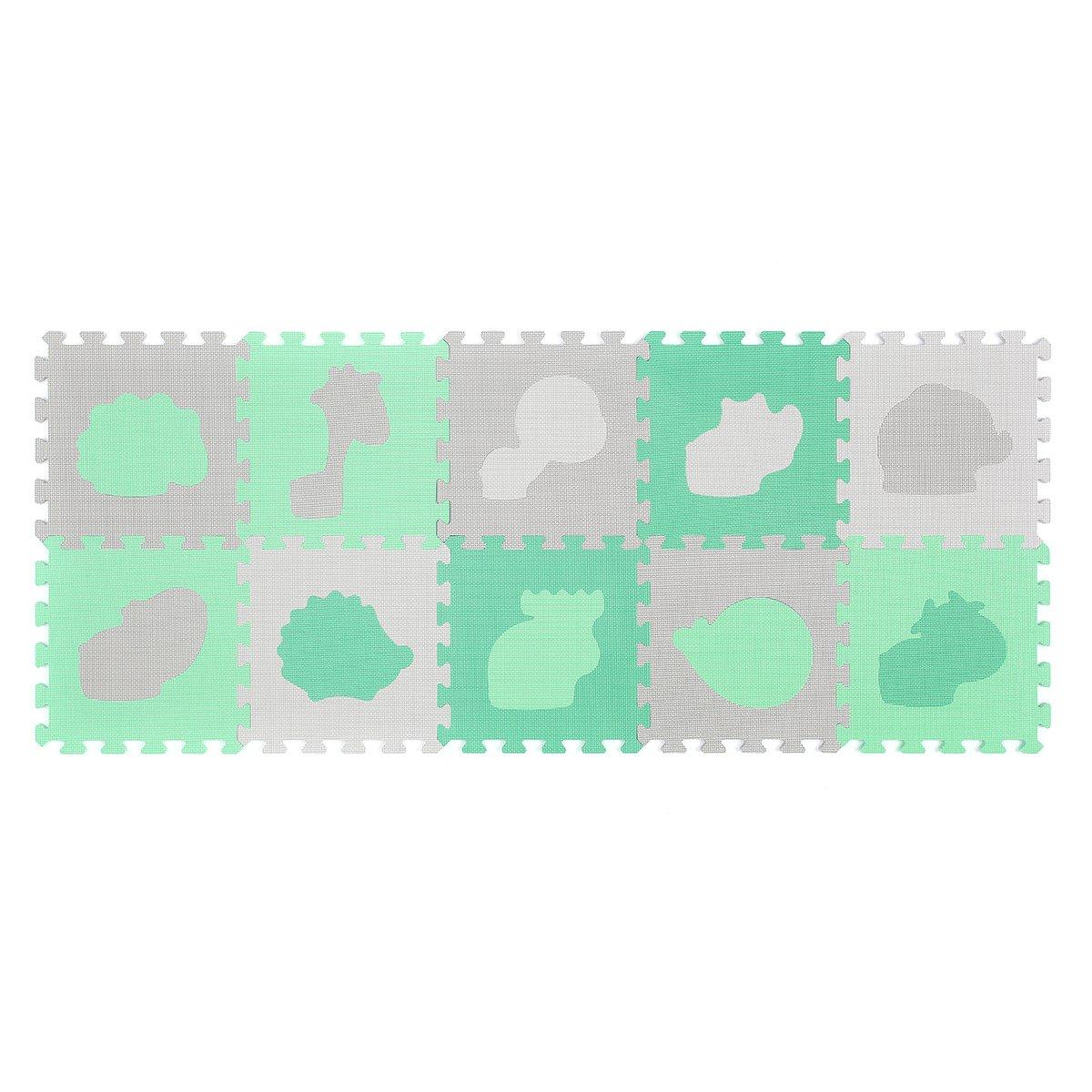 Pìnové puzzle Zvíøata 10 ks - zvìtšit obrázek