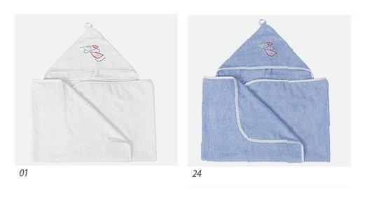 Froté osuška s kapucí MAXI Junior 140x70 - zvìtšit obrázek