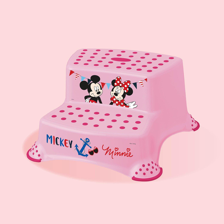 Protiskluzový stupínek stolièka dvoustupòová Minnie - zvìtšit obrázek