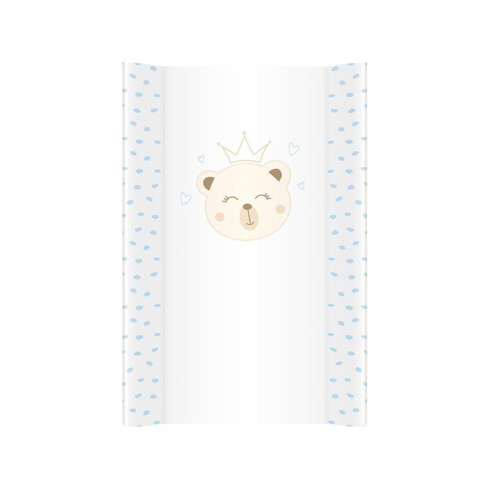 Pøebalovací podložka mìkká Medvídkový král 50x70 cm - zvìtšit obrázek