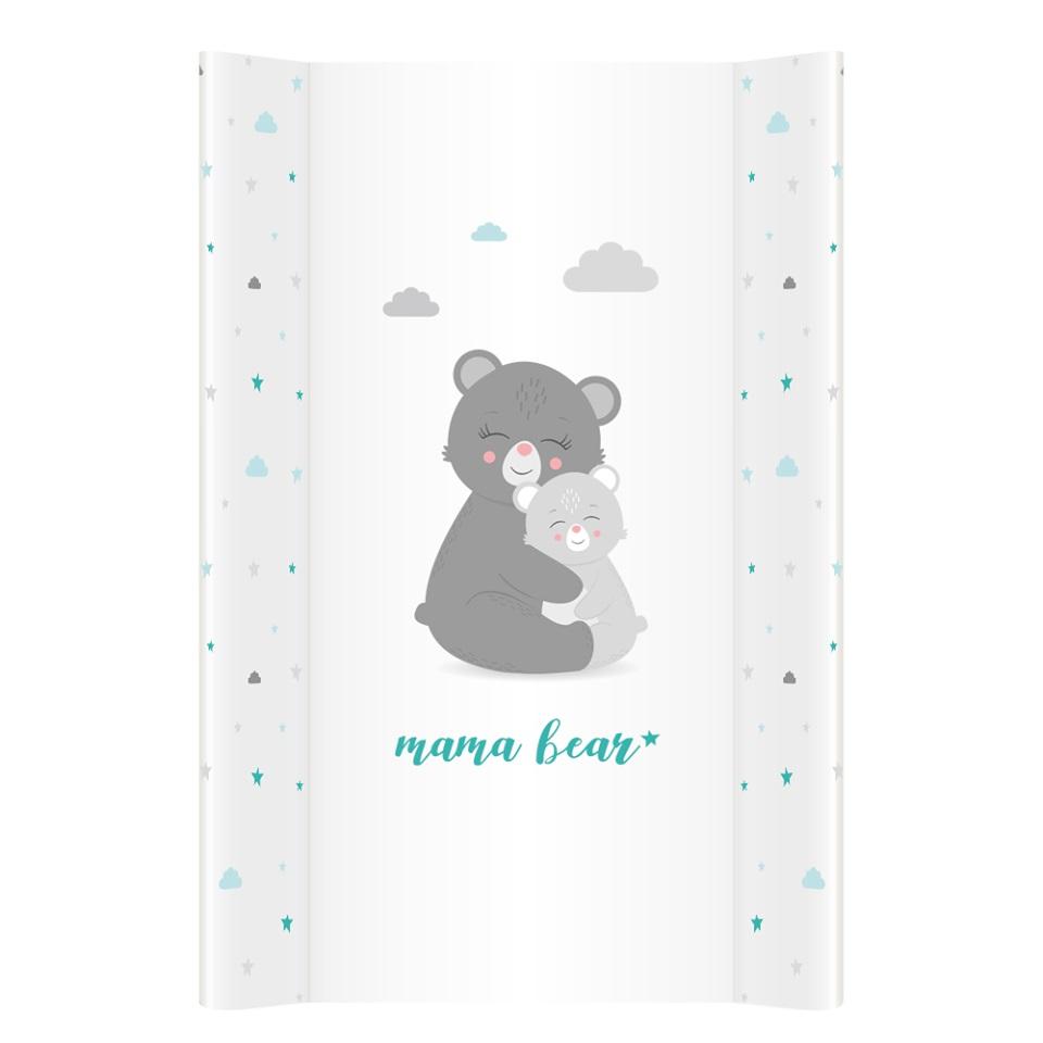 Pøebalovací podložka mìkká Medvídci 47x70 cm 003 - zvìtšit obrázek
