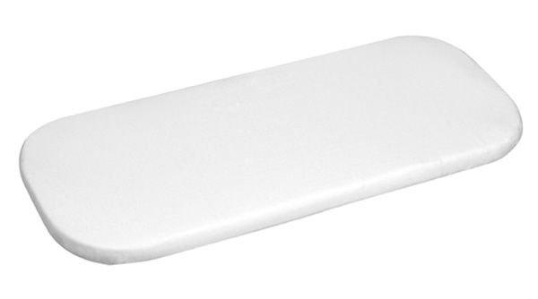 Nepromokavé prostìradlo bavlna 40/50x80/90 cm do postýlky Piccolo bílá - zvìtšit obrázek