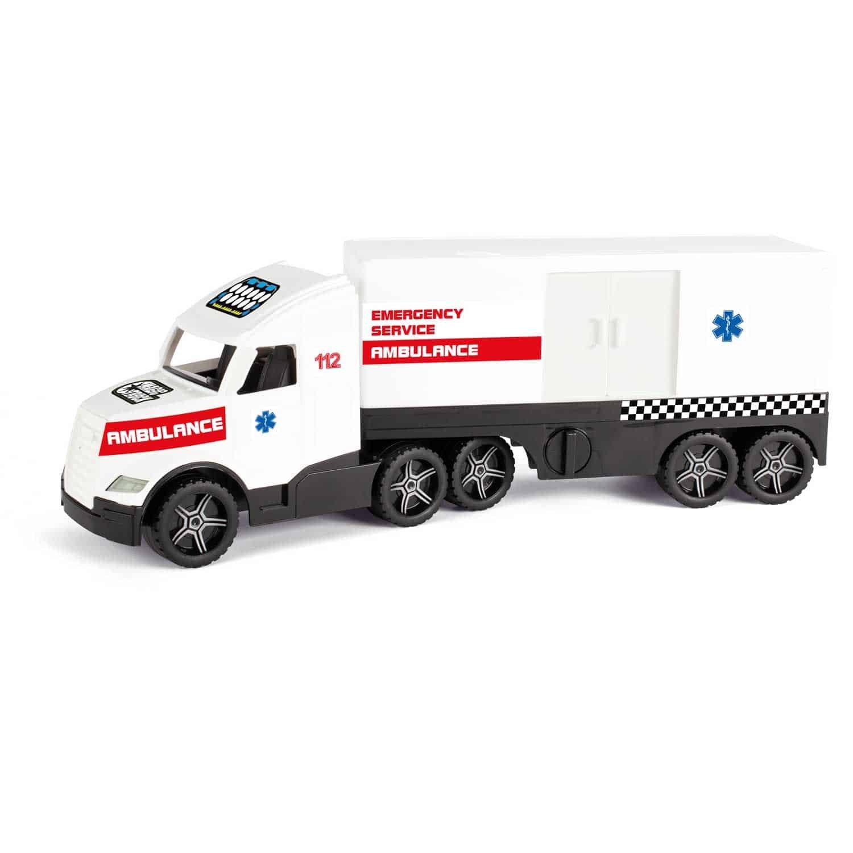 Tahaè Magic Truck ACTION ambulance - zvìtšit obrázek