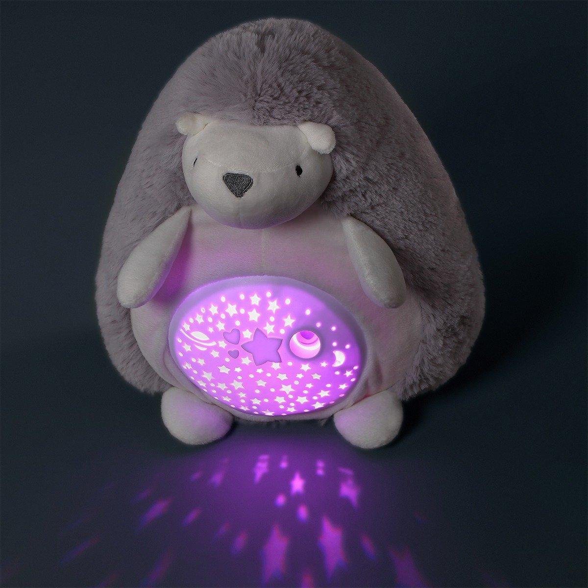 Plyšová hraèka s projektorem ježek Hugo - zvìtšit obrázek