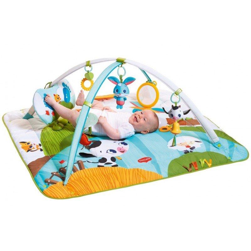 Hrací deka podložka s hrazdou FARMA - zvìtšit obrázek