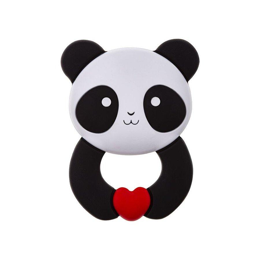 Kousátko silikonové panda - zvìtšit obrázek