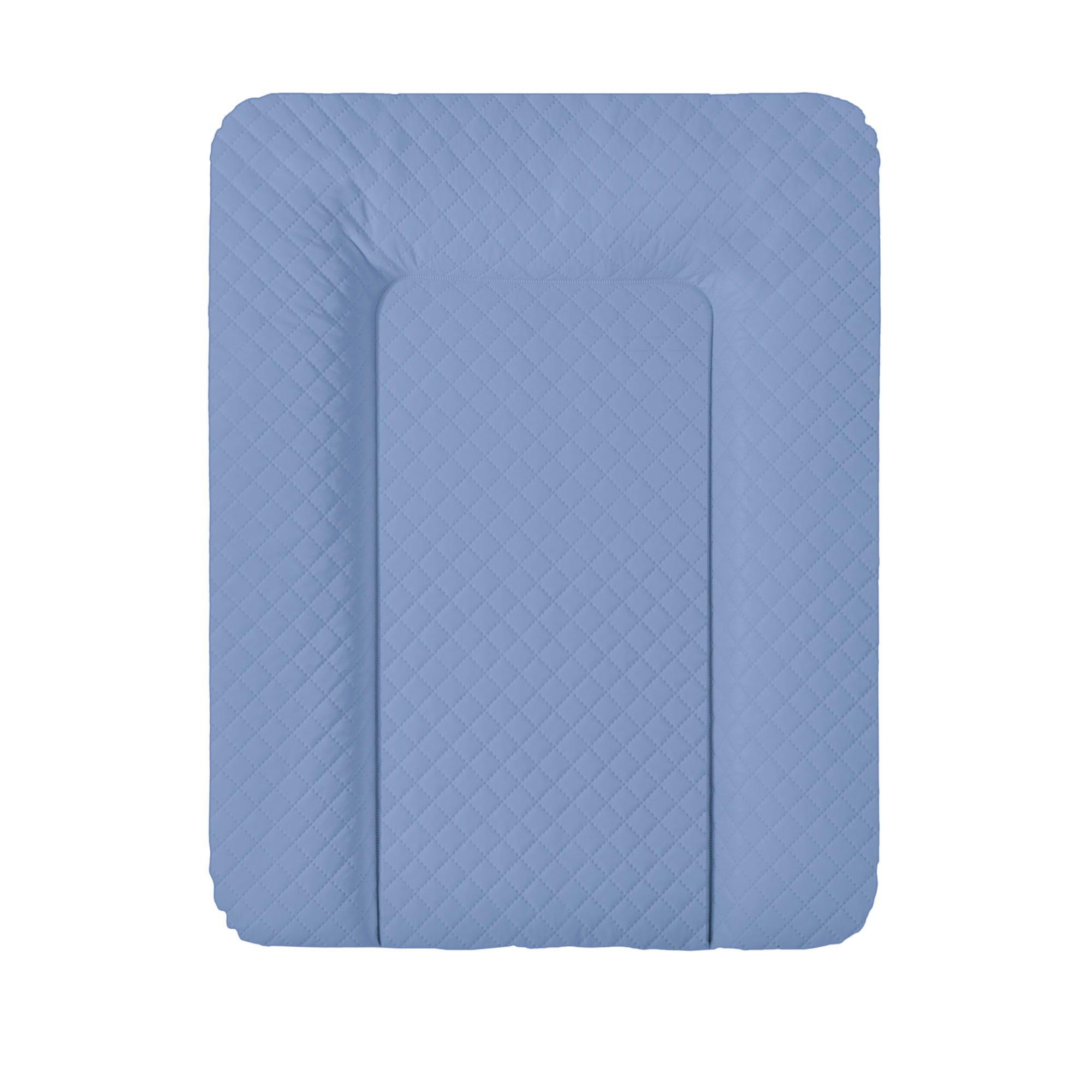 Pøebalovací podložka mìkká 70x50 cm CARO modrá - zvìtšit obrázek