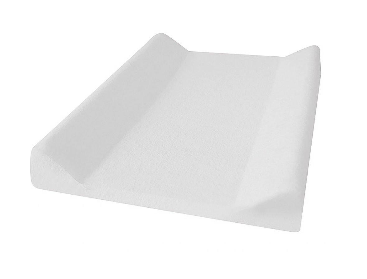 Potah na pøebalovací podložku bavlna 50/60x70/80 cm bílá - zvìtšit obrázek