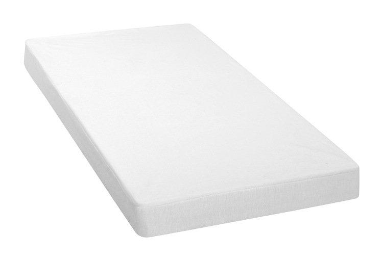 2v1 Bílé prostìradlo 80x160cm a chrániè matrace - zvìtšit obrázek