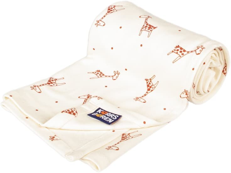 Letní deka 150x200cm z biobavlny žirafy - zvìtšit obrázek