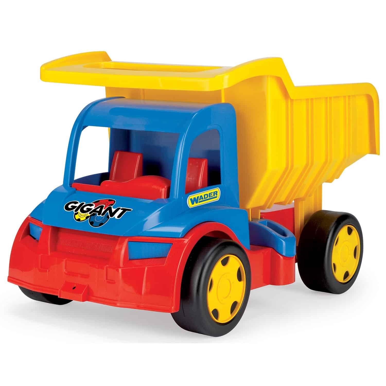 Nákladní auto Gigant - sklápìèka 55 cm nosnost až 150 kg - zvìtšit obrázek