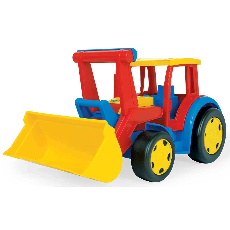 Traktor Gigant - NAKLADAÈ - zvìtšit obrázek