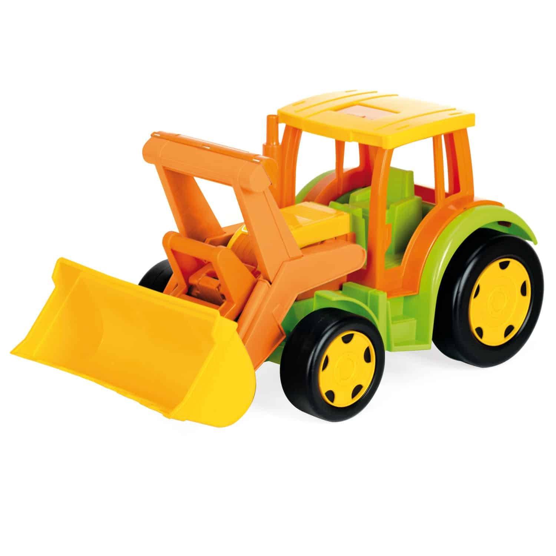 Traktor nakladaè Gigant happy summer - zvìtšit obrázek