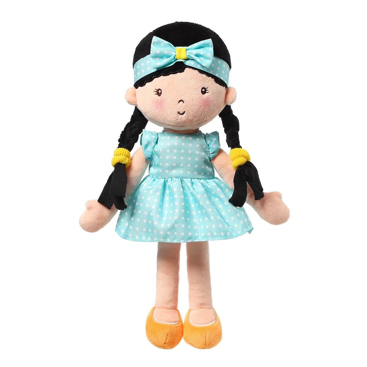Látková panenka ZOE - zvìtšit obrázek