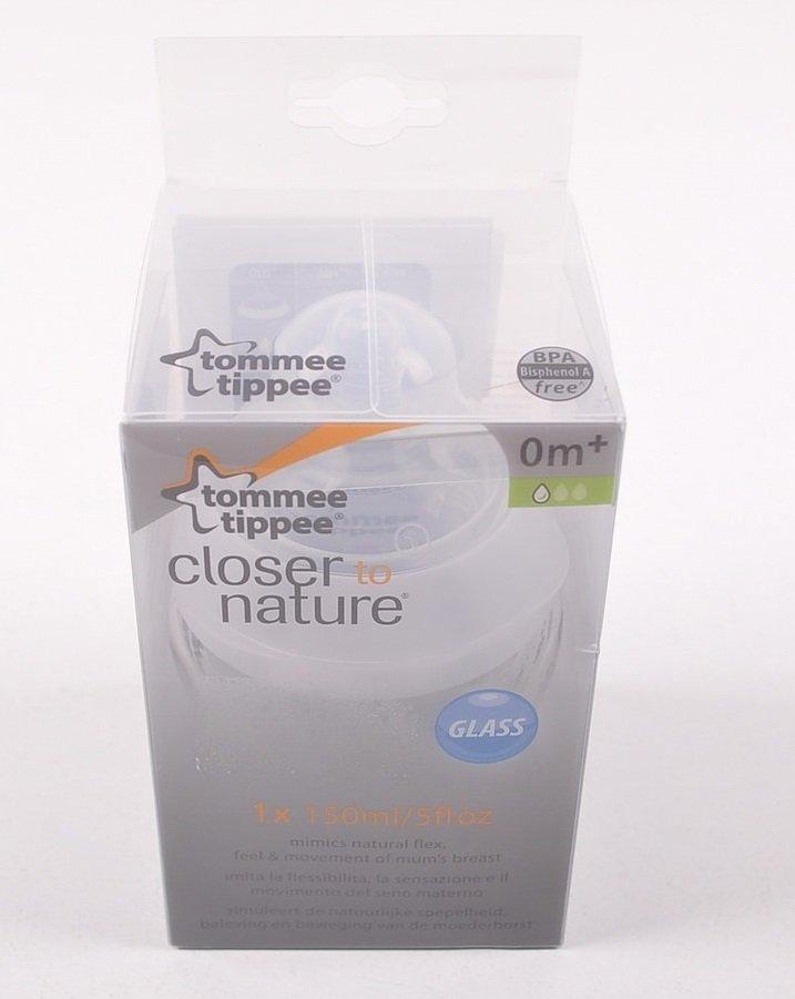 Kojenecká láhev C2N sklenìná 150 ml - zvìtšit obrázek