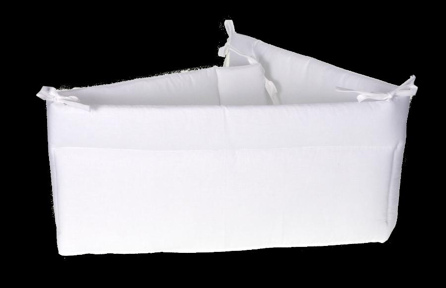 Ochranný bavlnìný mantinel do postýlky 170x27 cm - zvìtšit obrázek