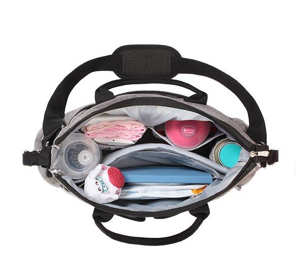 Inteligentní taška pro maminku SO CITY - zvìtšit obrázek