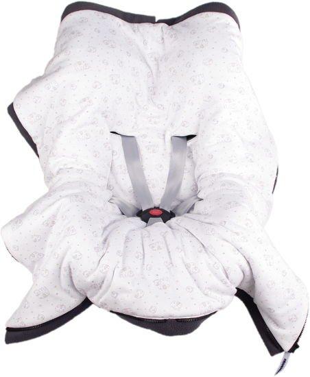 Šedý lehký fusak sloník - zvìtšit obrázek