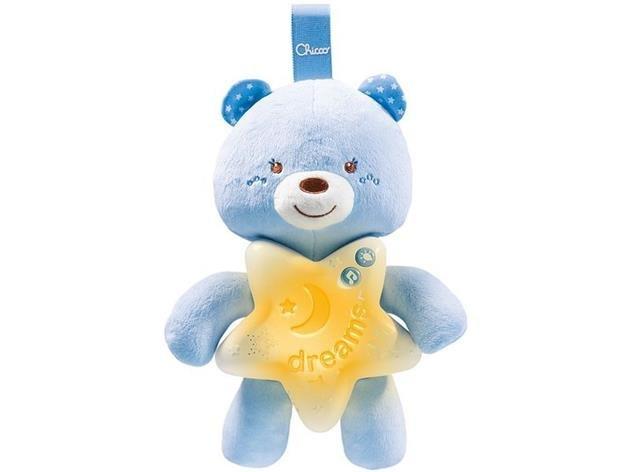 Medvídek na dobrou noc modrý - zvìtšit obrázek