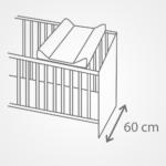 P�ebalovac� podlo�ka tvrd� Labu� 47x70 cm - zv�t�it obr�zek