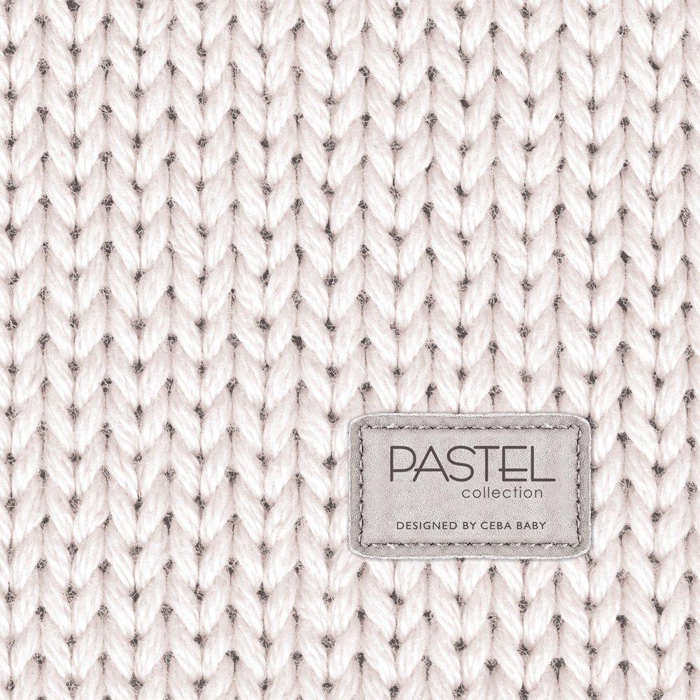 Pøebalovací podložka tvrdá 50x80 cm Pastel English Rib - zvìtšit obrázek