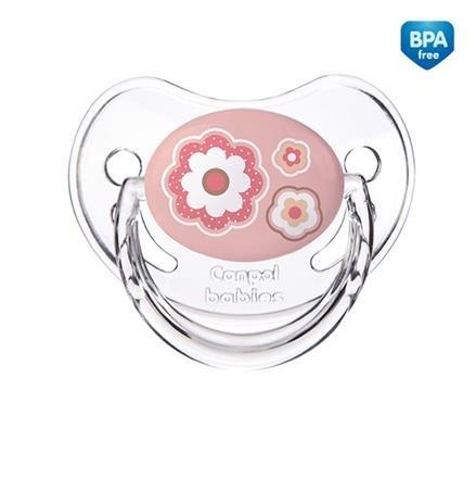 Dudlík 0-6m silikonový anatomický NEWBORN BABY - zvìtšit obrázek