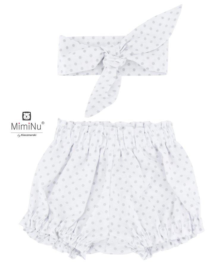 Kojenecké kalhotky s èelenkou 0-1 rok - zvìtšit obrázek