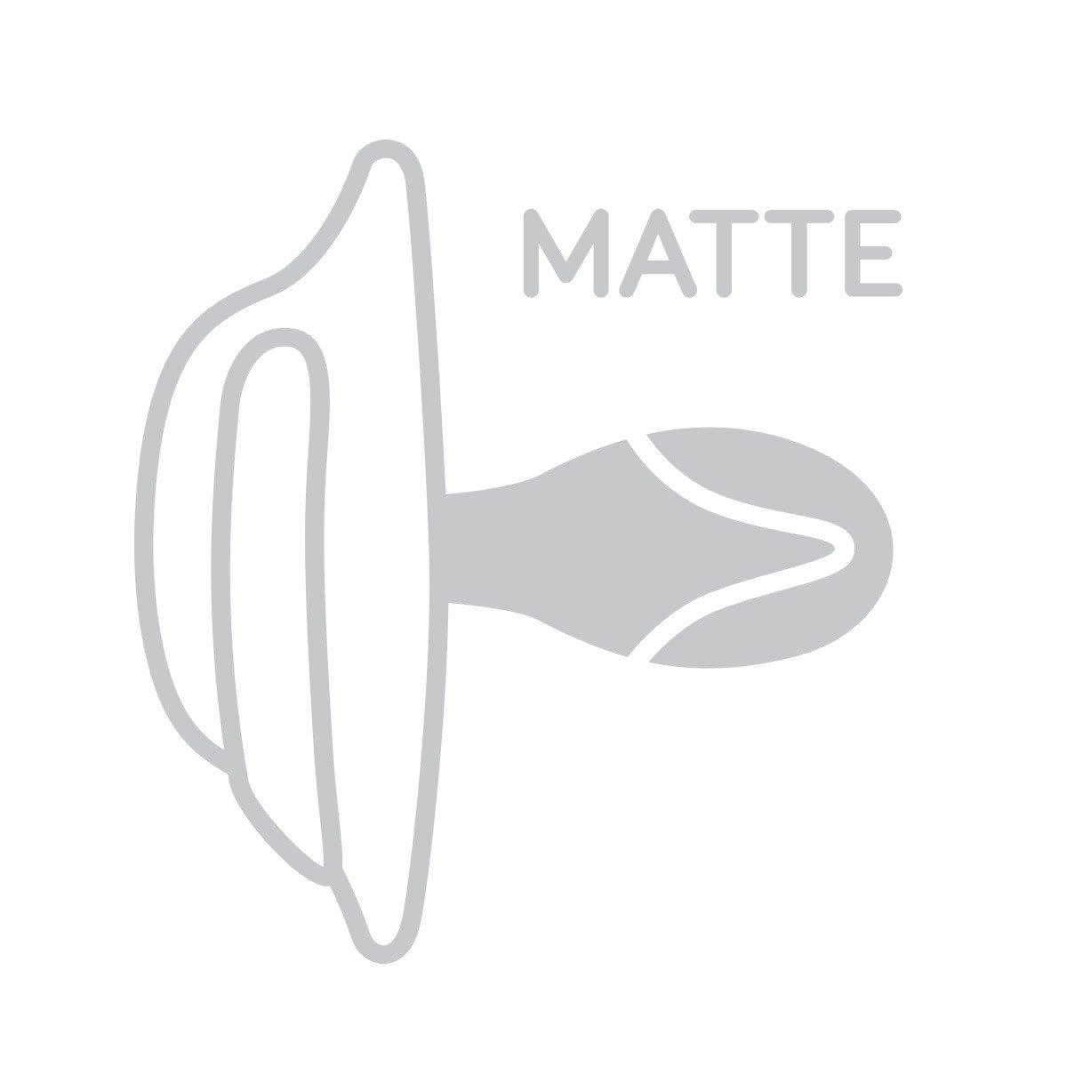 Dudlík symetrický silikonový 6-18m 2 ks - zvìtšit obrázek